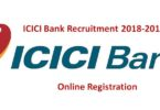 ICICI Bank Recruitment 2018-2019 Clerk PO and SO Vacancies